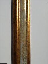Cadre photo doré en bois pour tableaux - miroir -  Classique - Toutes Tailles-