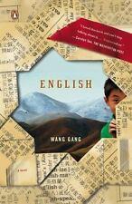 English: A Novel - New - Gang, Wang - Paperback