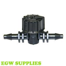 16mm di Tubo Clip LDPE 5mm L/'acqua Tubo Tubo di Irrigazione Micro 7mm