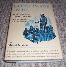 1960 God's Image In Us Sermon On Mount Edward West 1st