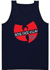 "Eduardo Nunez Boston Red Sox ""Nose Face Killah"" jersey Shirt TANK-TOP"