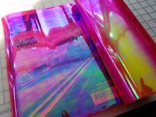 Red Chameleon Headlight / Fog light Tint / Film Wrap Vinyl