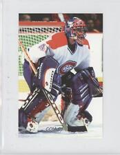 1998-99 Panini Photocards #JOTH Jocelyn Thibault Montreal Canadiens Hockey Card