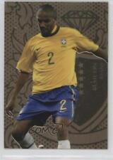 2011 Futera World Football Unique Gold #GLD14 Maicon Soccer Card