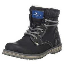 TOM TAILOR TEX Winterstiefel, Winter Schuhe Stiefel, Boots Gr. 32, Schwarz, Neu