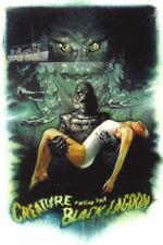 66451 Creature from the Black Lagoon Richard Carlson Wall Print Poster CA