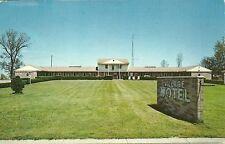 "Bellevue OH ""The Village Motel & Restaurant"" Postcard Ohio *FREE U.S. Shipping*"