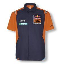 2018 Red Bull KTM Factory Racing Team Uomo OTL Camicia Manica Corta da Alpinestars