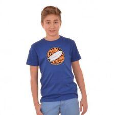 Billabong Gone Pêche SS Garçon tee-shirt Enfants bleu blue P2SS09 BIS3