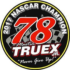 #78 Martin Truex Jr 2017 Champion Racing Sticker Decal SM-XL