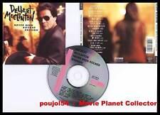 """DELBERT McCLINTON """"Never Been Rocked Enough"""" (CD) 1992"""