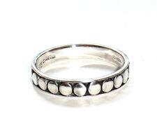 925 Sterling Silber Ring Bandring mit Motiv Unisex Gr. 46-50 + 57 Neu