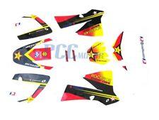 ROCKSTAR GRAPHICS DECAL STICKERS KIT KTM50 SX 50CC 2002-2008 U DE35
