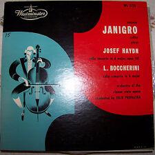 JOSEF HAYDN: Cello Concerto in D Major, Opus 101  L. BOCCHERINI: Cello Concerto