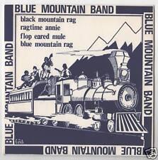 "Blue Mountain Band - American Reels 7"" Ep circa 1965"