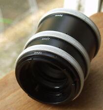 Canon FD  fit Auto extension tubes japan