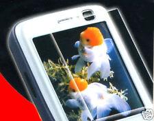 Pellicola in silicone trasparente 100% protettiva LCD NOKIA N97 mini + panno