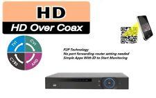 4MP True HD 4/8/16CH Penta Brid DVR/NVR CVI AHD TVI CVBS IP Camera, Max IP 5MP