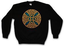 CELTIC KNOT II FELPA Celti Nodo Vikings Croce Thor Sweat Maglione