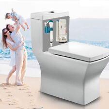 "1/2"" Toilet Cistern Outlet/Inlet Valve Set Dual Flush Drop Water Dispenser New"