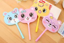 Korean Cartoon Cat Novelty Cute Fan Ballpoint Pens Fun Gift Toy Party Bag Gift