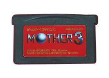 Mother 3 (Nintendo Game Boy Advance, 2006) GBA English Quick Shipping