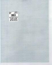 2 Sheets / Pcs PLASTIC CANVAS 7 Mesh 10.5 X 13.5 Darice  YOU PICK COLORS (#1023)