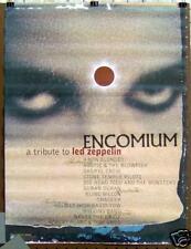 "Led Zeppelin Tribute Encomium 18""x24"" Promo Poster ©95"
