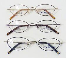 Cover Girl Eyewear CG334 Full Rim Metal Frame 4 CLRS Youth Retails@$90 47-18-130