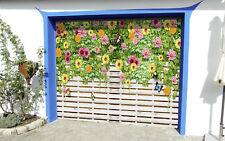 3D Schmetterling Garage Tür Wand Druck Abziehbild Wand AJ WALLPAPER DE Lemon