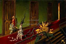 """DOROTHEA TANNING Surrealism Poster or Canvas Print """"Eine Kleine Nachtmusik"""""""