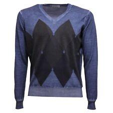 82740 maglione KANGRA COTONE maglia uomo sweater men