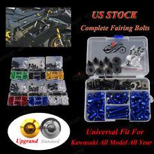 Motorcycle Fairing Bolts Kit Bodywork Clips Screws For Ducati 848 2008-2013 SK