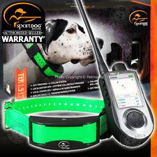 SportDOG TEK 1.5 Dog GPS Tracking + E-Collar Training TEK-V1.5LT + FREE STRAPS