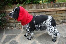Dog Snood, Dog Ear Protector, Dog Ear Drying  ( SMALL )