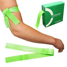 Timesco premiers soins d'urgence jetables Stretch garrots, Multi Pack Tailles