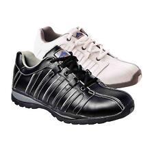 Portwest Steelite ARX Seguridad Puntera De Acero Zapatos Entrenadores Letaher S1P HRO SRC FW33