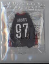 2006 Upper Deck McDonald's Olympic Jersey Replicas JOTH Joe Thornton Hockey Card