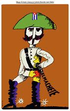 Movie POSTER.Stylish Graphics. El Machete. Cuban animated. Kids Art Decor.1455