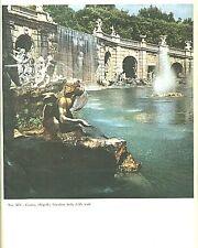 BELLEZZE D'ITALIA Ville e Giardini 1956 Book Beauties of Italy Color B&W Photos