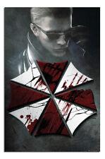 Resident Evil clave Arte Cartel Nuevo-Maxi tamaño 36 X 24 pulgadas