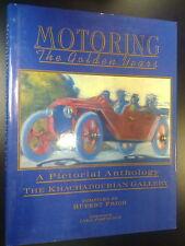 Motoring the Golden Years, door Rupert Prior