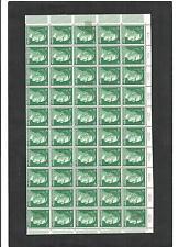Deutsches Reich 1942, Bogenteile aus MiNrn: 781 - 798, 826 - 827 **, postfrisch