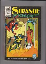 STRANGE Spécial Origines ALBUM n°14 - n°250, 251, 252 - 1990 - Etat Neuf