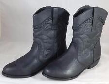 Liliana Sassari - 1 Women's Black Western Cowgirl / Cowboy Boots