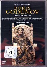 DVD MUSSORGSKY: BORIS GODUNOV Evgeny Nesterenko ALEXANDER LAZAREV Bolshoi Opera