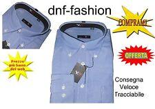 Camicia classica uomo Y-7 Manica lunga collo Button down € 9,90 Art 132