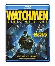 Watchmen (Blu-ray Disc, 2009, 2-Disc Set, Canadian Directors Cut)