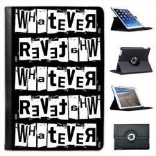 Whatever Teenage Slang Speak to The Hand Wateva Leather Case For iPad Mini