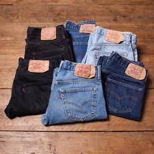 Mens Vintage Levis 501 Jeans Grade A Minus Denim Size 29 30 31 32 33 34 36 38 40